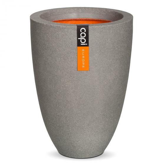 Pflanzkübel rund, 36x26x26 cm, grau | #2