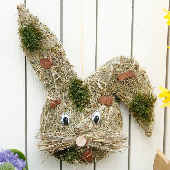 Deko-Hasenkopf Bugs Bunny | #2