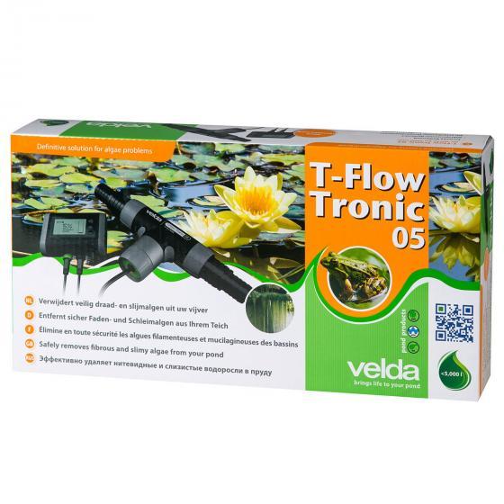 Velda Fadenalgen-Vernichter T-Flow Tronic 05 | #2