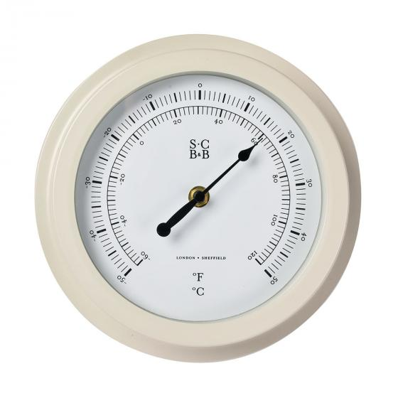 Burgon & Ball Design-Thermometer, 22x5 cm, weiß | #2