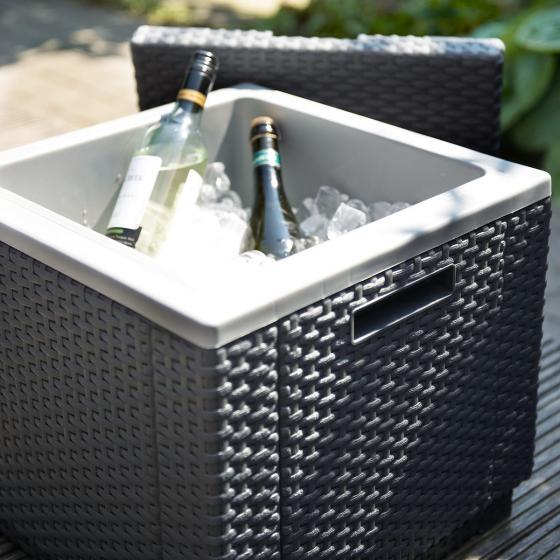 Best Kühlbox Malta, 38x42x42 cm, grau | #2