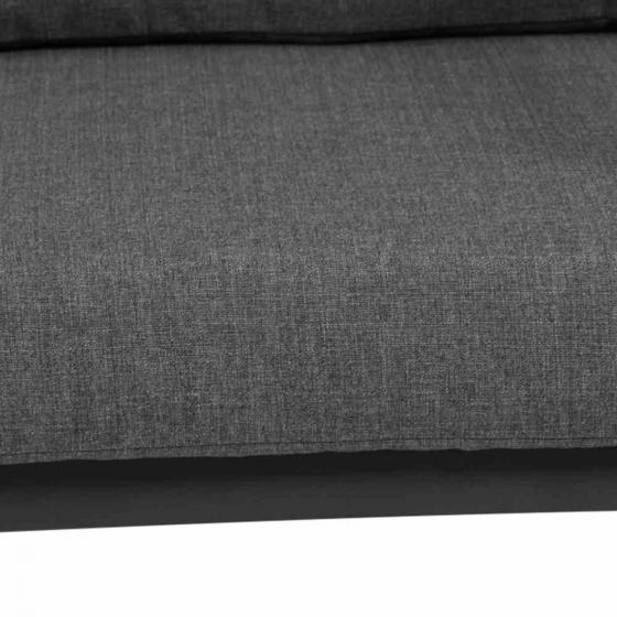 Lounge-Sessel Belia, 81x79x91 cm, Aluminium, anthrazit | #2