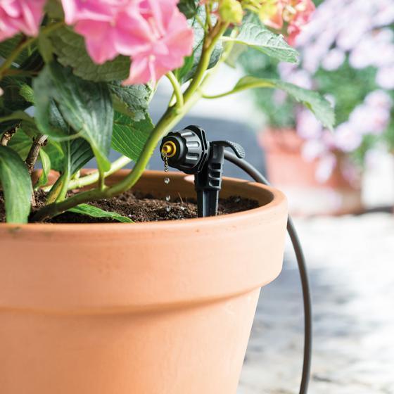 Hozelock Universal Bewässerungs-Set, für 15 Topfpflanzen | #2