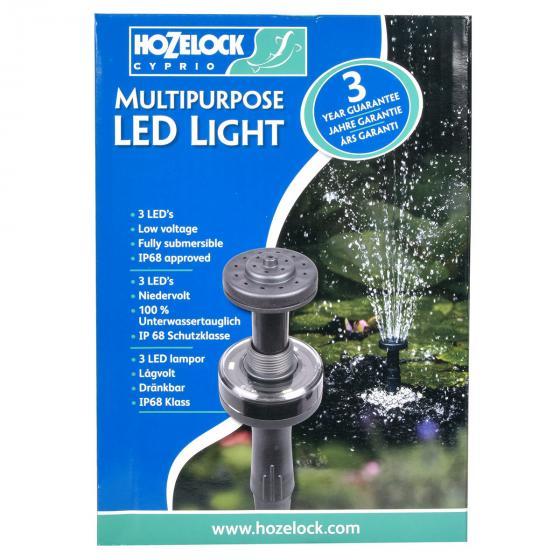 Hozelock LED Beleuchtung für Easy Clear und Cascade | #2