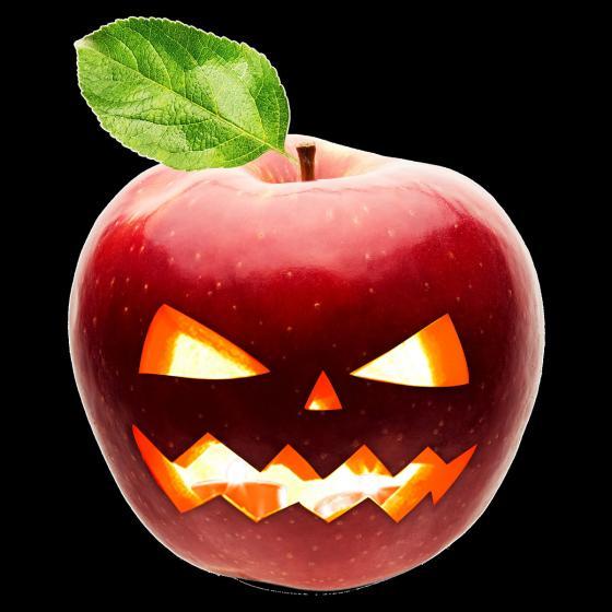 Apfel Vampira, im ca. 23 cm-Topf | #2