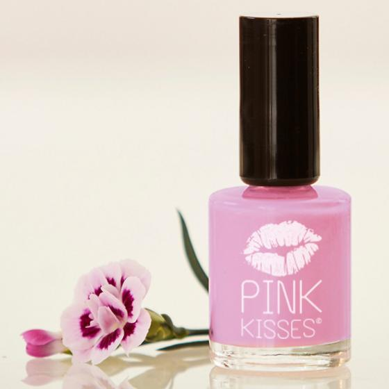 "Nelke Pink Kisses® Friendset 1 ""Think pink!"" mit exklusivem Nagellack in Pink 