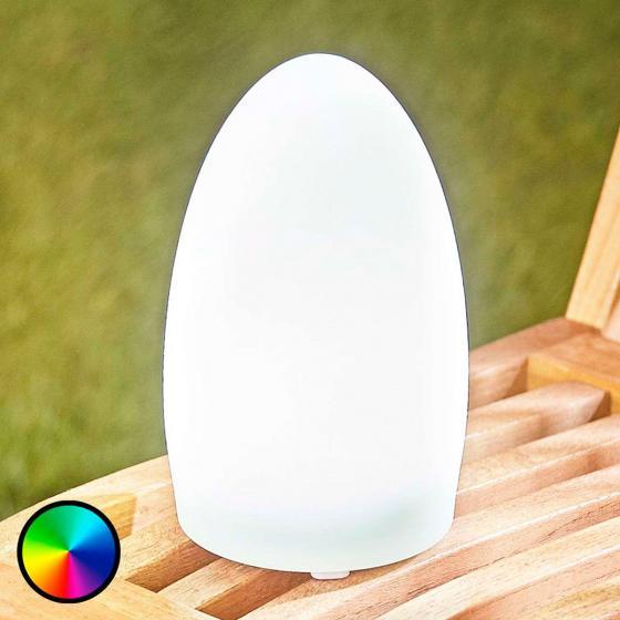 LED Dekoleuchte Solay, USB, RGB-Farbwechsel | #2