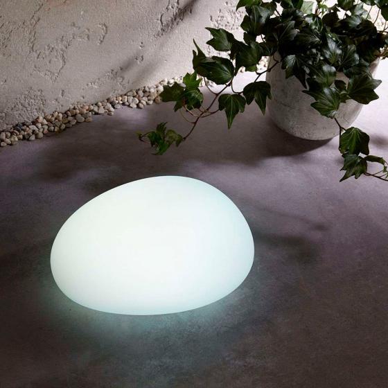 LED-Solarlampe Floriana, RGB-Farbwechsel, 22 cm | #2