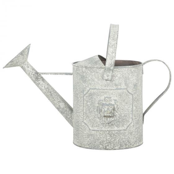 Gießkanne Rom, 24x43x21 cm, Stahl, weiß | #2
