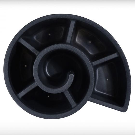 Pflanzspirale en vogue, 80x65x50 cm, grau | #2