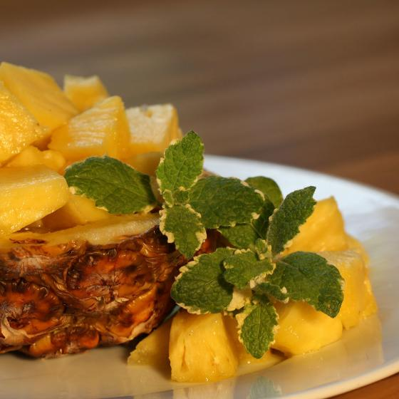 Blu Bio-Kräuterpflanze Ananasminze | #2