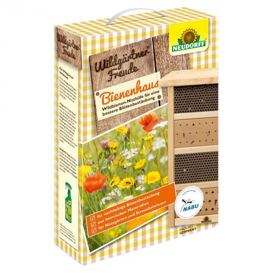 Wildgärtner® Freude Bienenhaus | #2