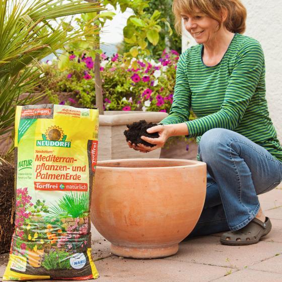 Neudorff NeudoHum® Mediterranpflanzen- und Palmenerde, 10 Liter | #2
