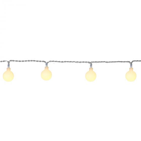 LED-Lichterkette Berry, 735 cm, Kunststoff, weiß   #2