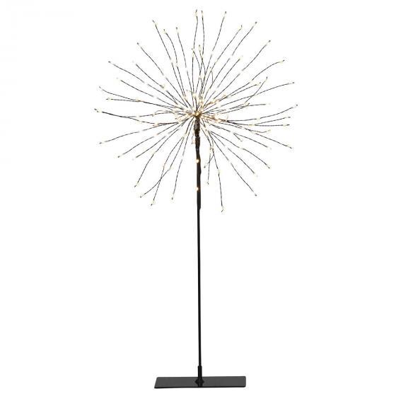 Star LED-Standleuchte Firework, 50x26x26 cm, Metall, schwarz | #2