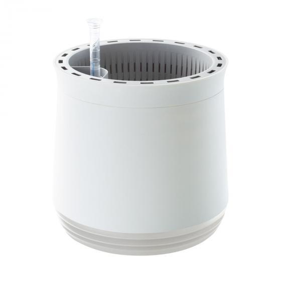 airy System Pflanzkübel M, 27 cm, Ø 28 cm, weiß | #2