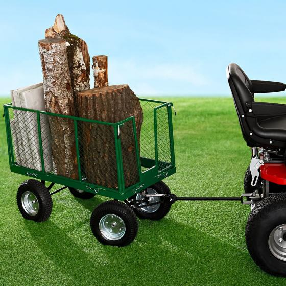 Gartenwagen XXL, Metall, Ladekapaziät 500 kg | #2