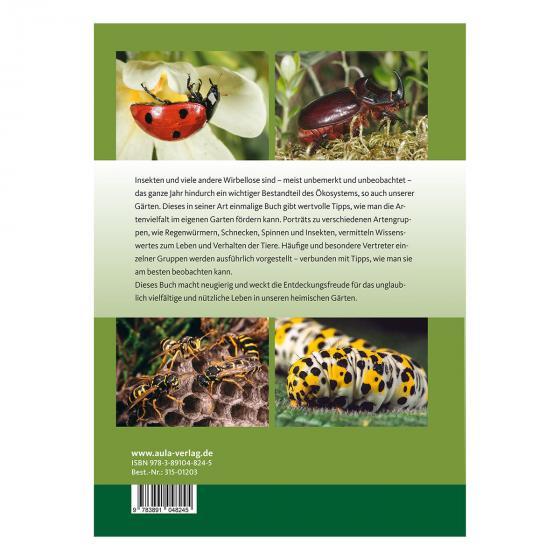 Ein Garten für Insekten | #2