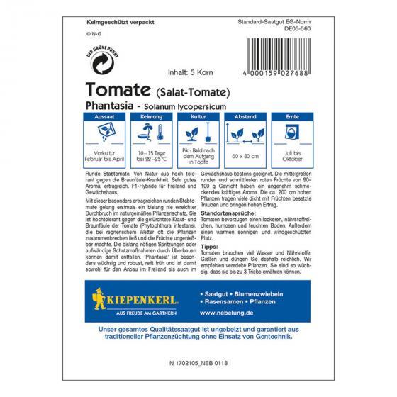 Tomatensamen Phantasia | #2