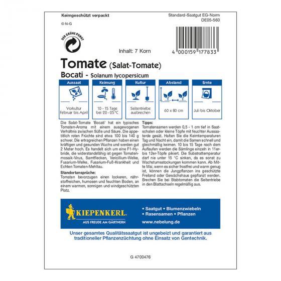 Tomatensamen Bocati | #2