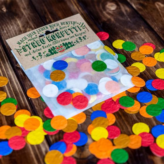 Konfetti aus Saatpapier - Blumenmischung | #2