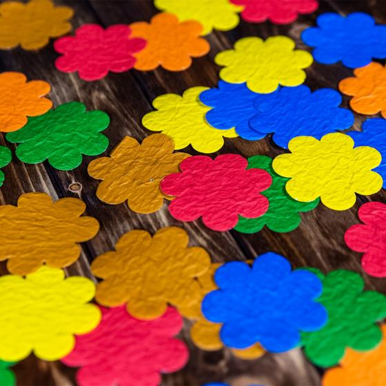 Konfetti aus Saatpapier Blütenkonfetti | #2