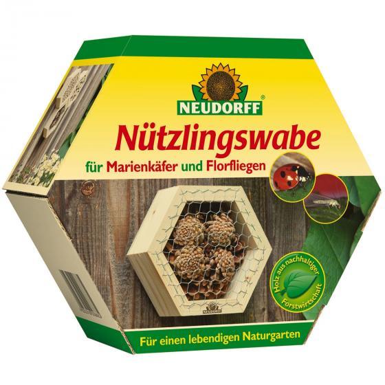 Insektenwabe für Marienkäfer und Florfliegen | #2