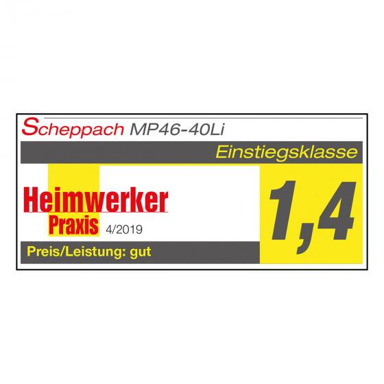 Akku-Rasenmäher MP46-40Li | #2