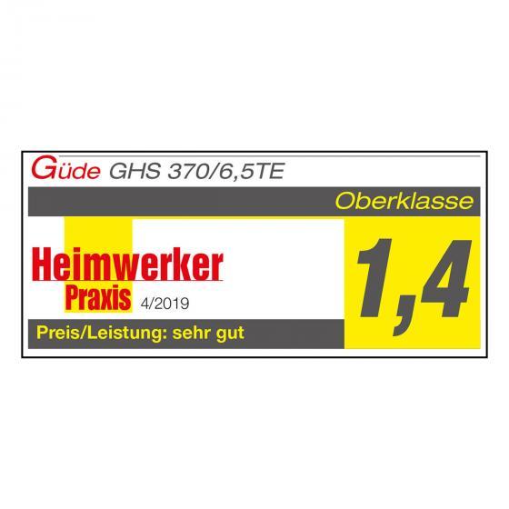 Kurzholzspalter GHS 370/4TE   #2