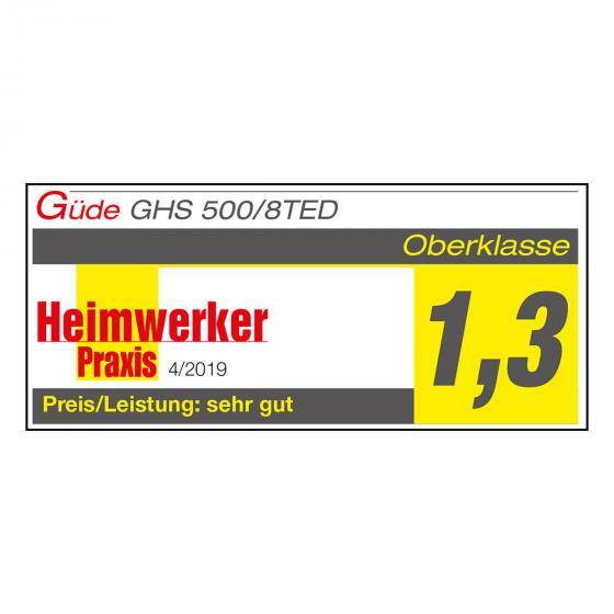Kurzholzspalter GHS 500/8TED, 400 V | #2