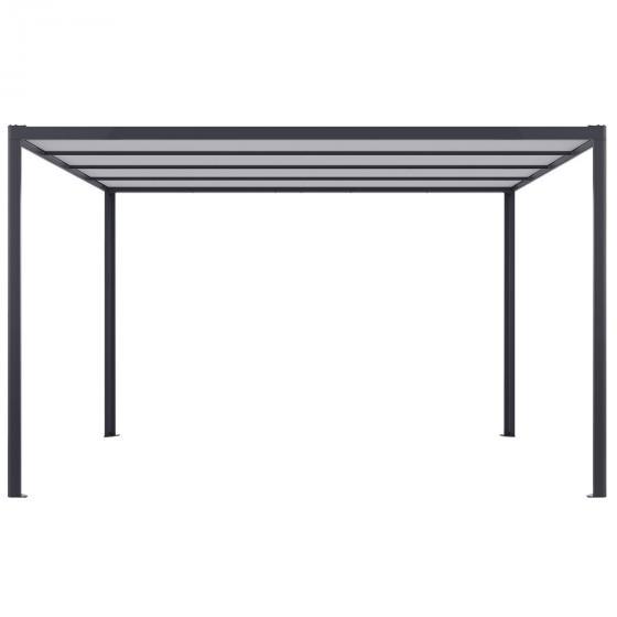 Pergola Tissu Solair, 394 x 394 cm | #2