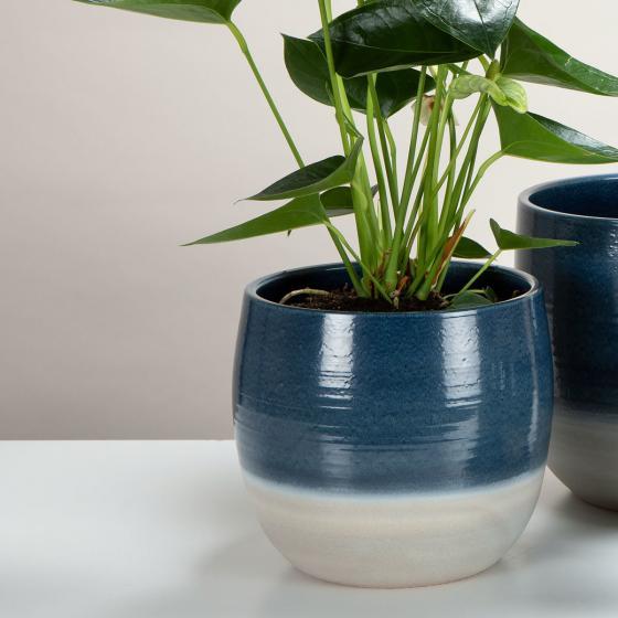 Übertopf Blue Allure, 28 cm | #2