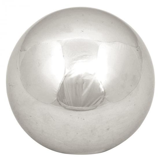 Dekokugel Edelstahl S, 10 cm | #2