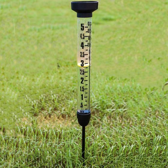 Design Regenmesser, aus Kunststoff, ca. 105 cm | #2