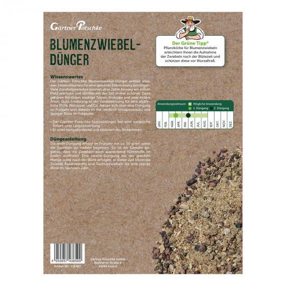 Blumenzwiebel-Dünger, 1 kg | #2