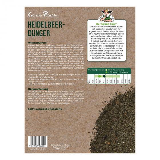 Heidelbeer-Dünger, 1 kg | #2