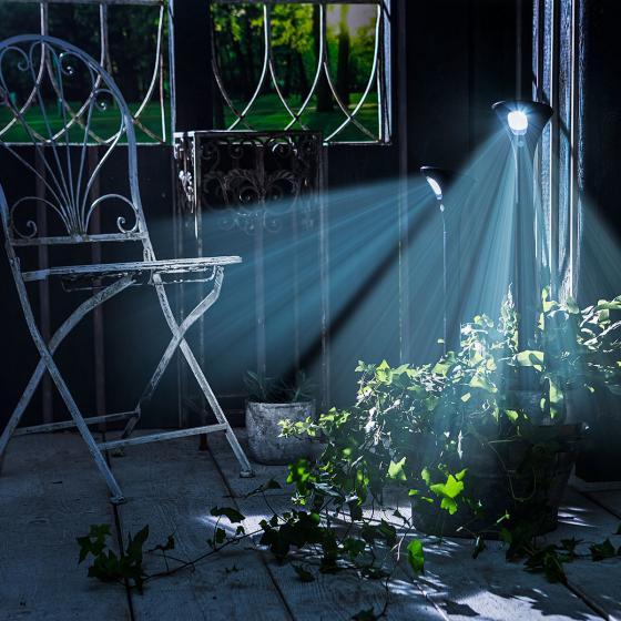 Solar Wegbeleuchtung, 2er Set | #2