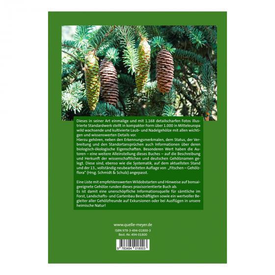 Die wildwachsenden und kultivierten Laub- und Nadelgehölze Mitteleuropas | #2