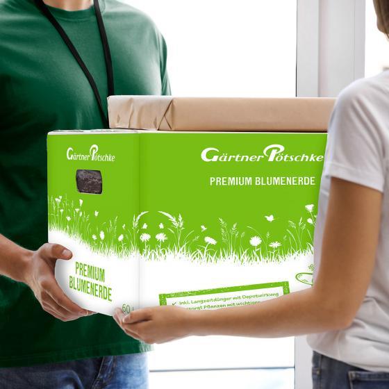 Premium Blumenerde im Karton, 60 Liter | #2