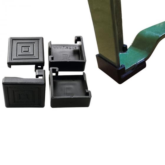 Bodenschoner für Festzeltgarnitur, 12-teilig, rutschhemmend und geräuschreduzierend | #2