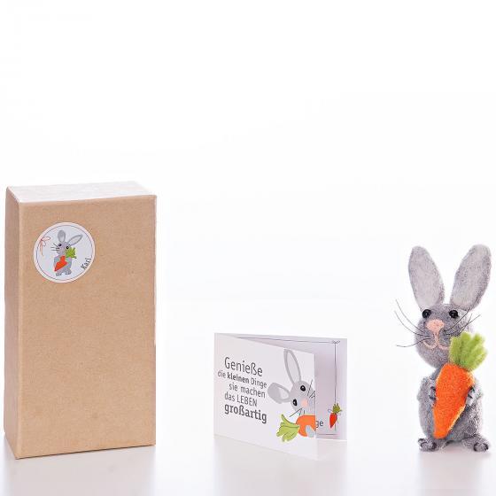Geschenkbox Hase Karl | #2