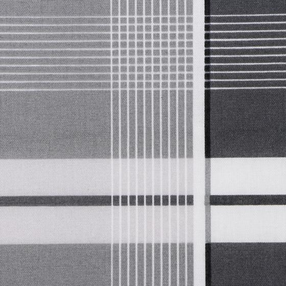 Hochlehner-Auflage Gabi, karo grau | #2