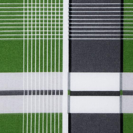 Sessel-Auflage Gabi, karo grün | #2