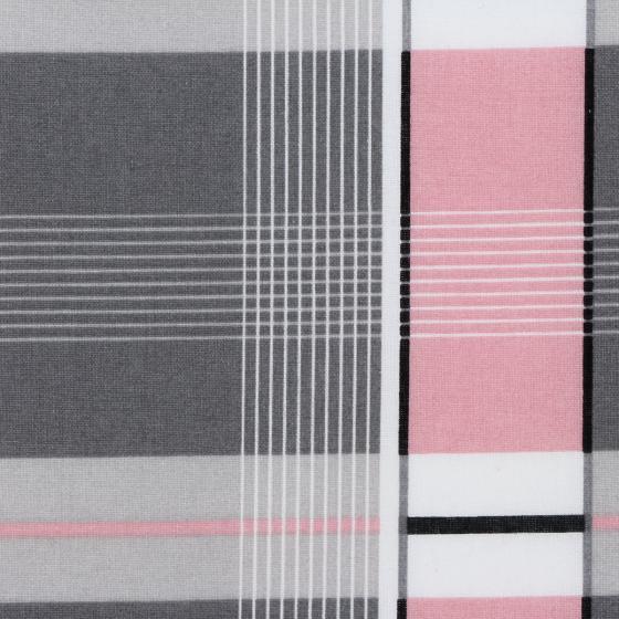 Sessel-Auflage Gabi, karo rosa   #2