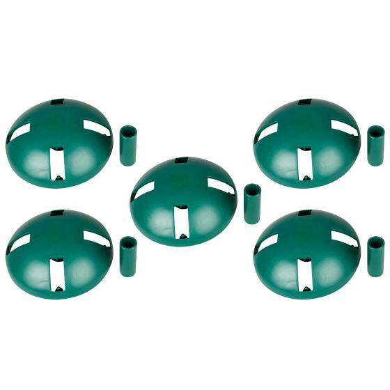Pflanzstab-Netzhalter Ø12 cm, 5 Stück   #2