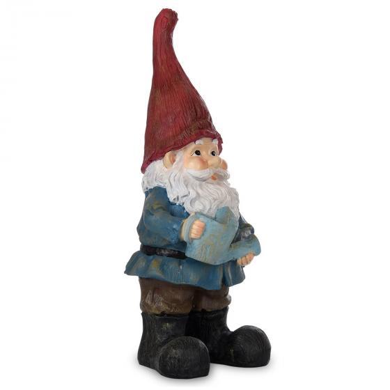 Gartenzwerg Hans mit roter Mütze | #2