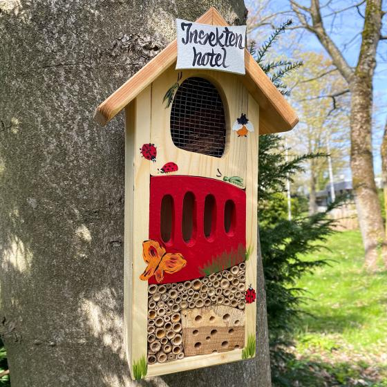 Insektenhotel Nützlingsglück | #2