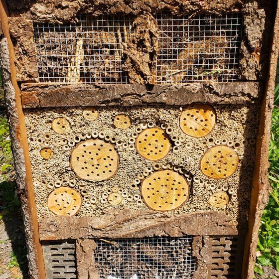 Natur-Insektenhotel, groß   #2