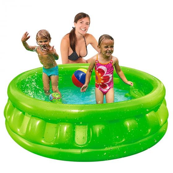 Mini-Pool, 175x175x35cm, grün | #2