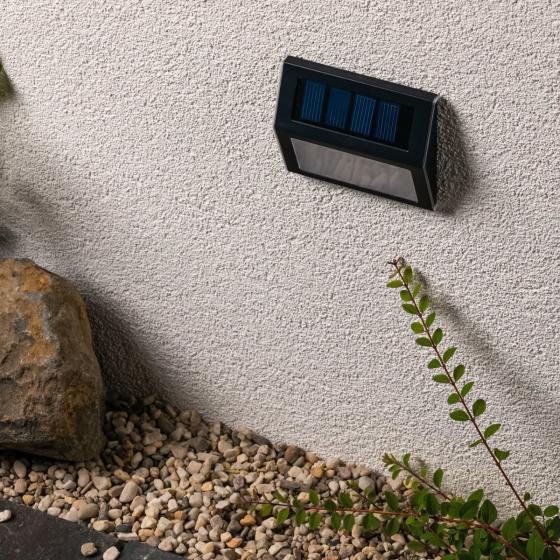 Outdoor Solar Wegeleuchte Dayton, 3000K 4lm IP44 Metall/Kunststoff, anthrazit   #2